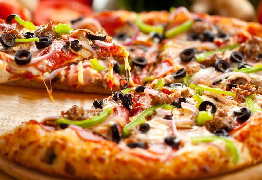 Pizza Esplosiva