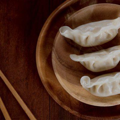 Ravioli cinesi alla carne