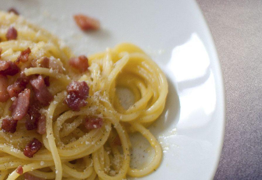 Spaghetti alla carbonara di Alex