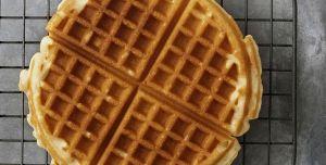 Waffle al latticello