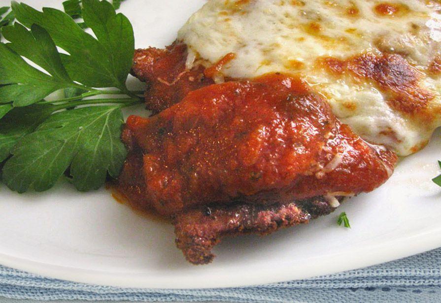 Petto di pollo al forno