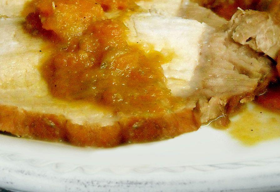 Lonza al curry