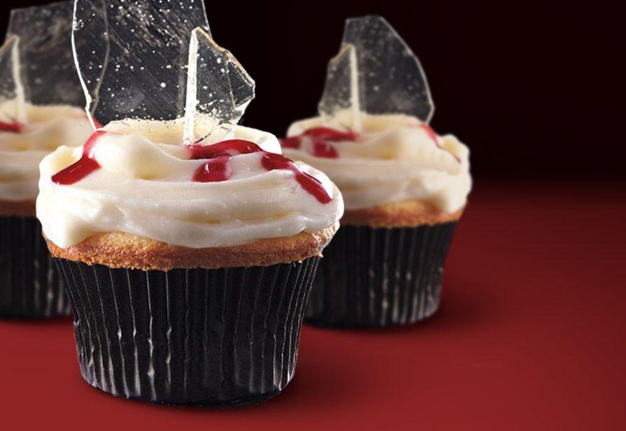 Cupcake alla Dexter