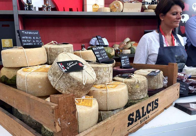 I formaggi di Salcis
