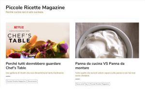 Piccole Ricette Magazine