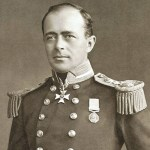 L'esploratore inglese Robert Falcon Scott (1868-1912)