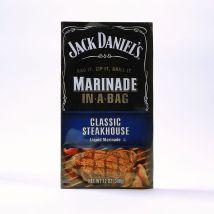 Marinata in busta Jack Daniel's