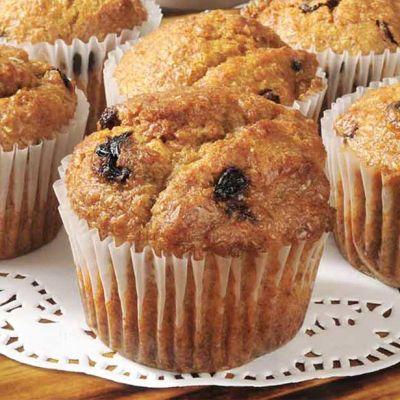 Muffin di panettone o pandoro