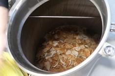 La lavorazione della birra Toast