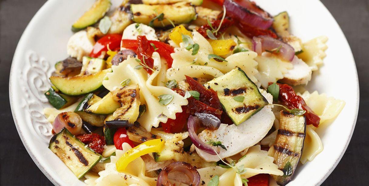 Pasta alle verdure ricette