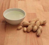 Olio di semi di arachidi