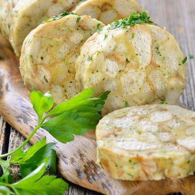 Gnocchi di pane cecoslovacchi