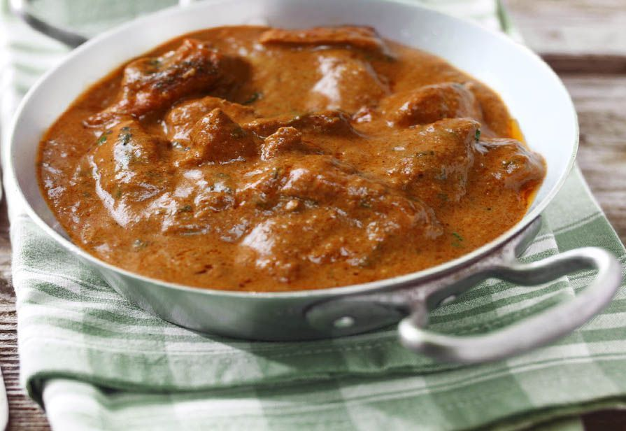 Curry di agnello