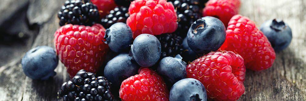 cibi che non avevi mai pensato di congelare - Frutti di bosco