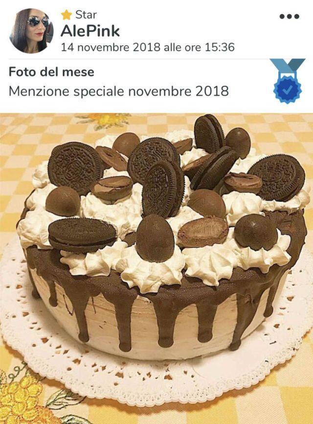 Menzione speciale Novembre 2018