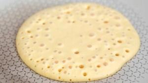 Bolle dei Pancakes perfetti