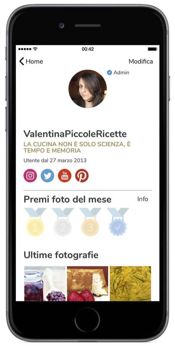 Profilo utente