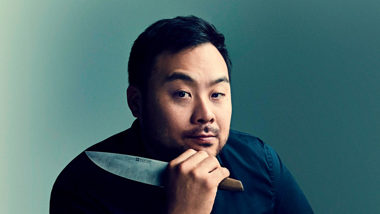 David chang una mente geniale, fotografia di Joe Pugliese