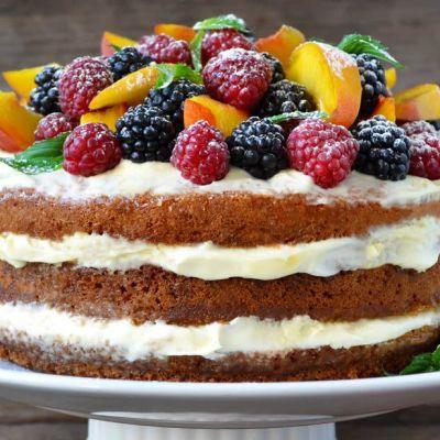 Naked cake estiva