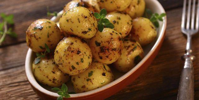 Insalata di patate arrosto