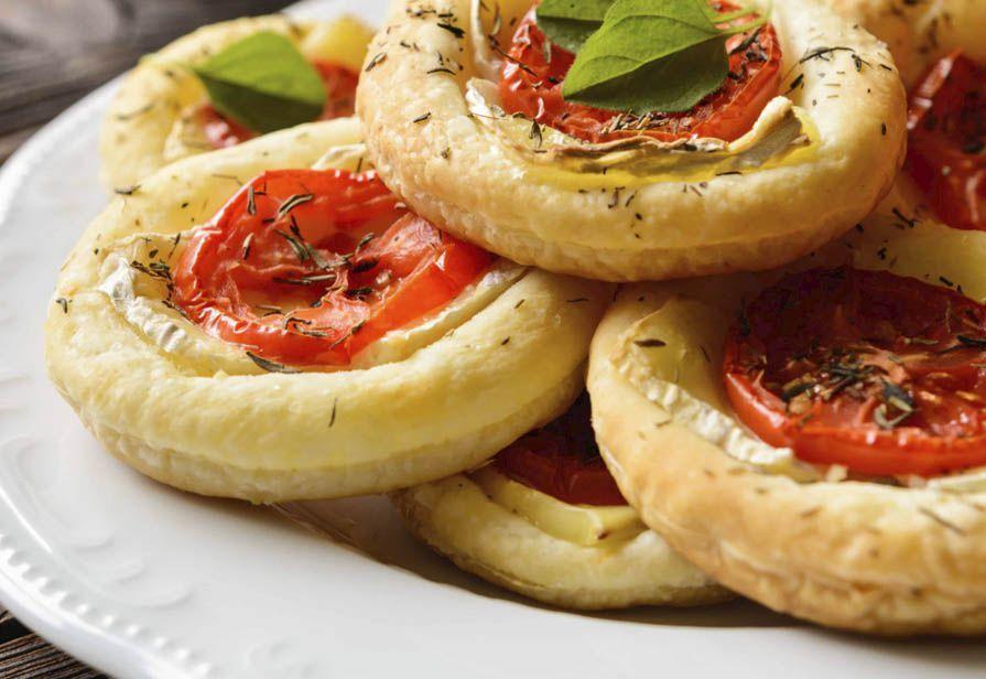 Salatini al brie
