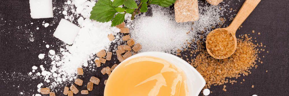 8 Zuccheri alternativi