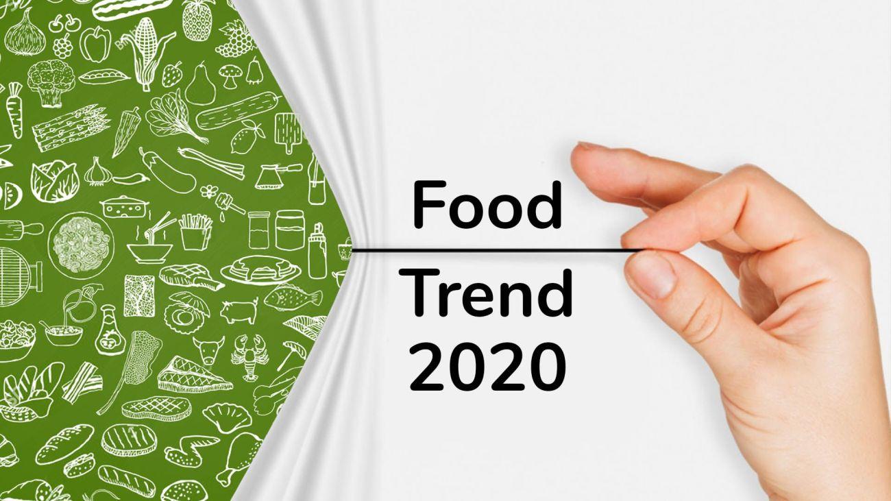 Trend culinari per il 2020