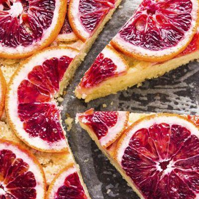 Torta alle arance rosse