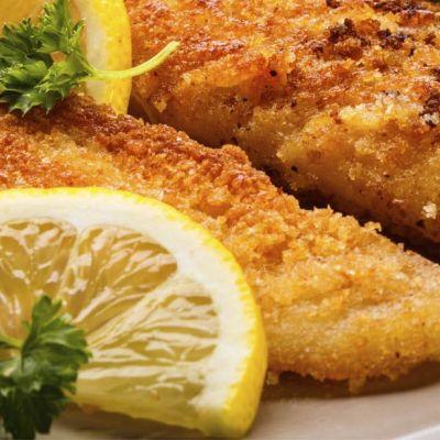 Cotolette di pesce