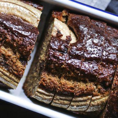 Plumcake integrale alle banane