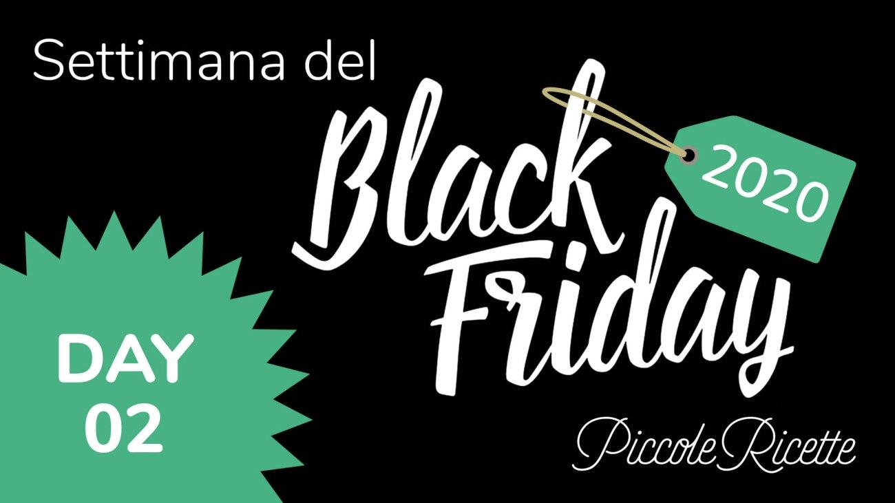 Amazon Black Friday 2020 giorno 02