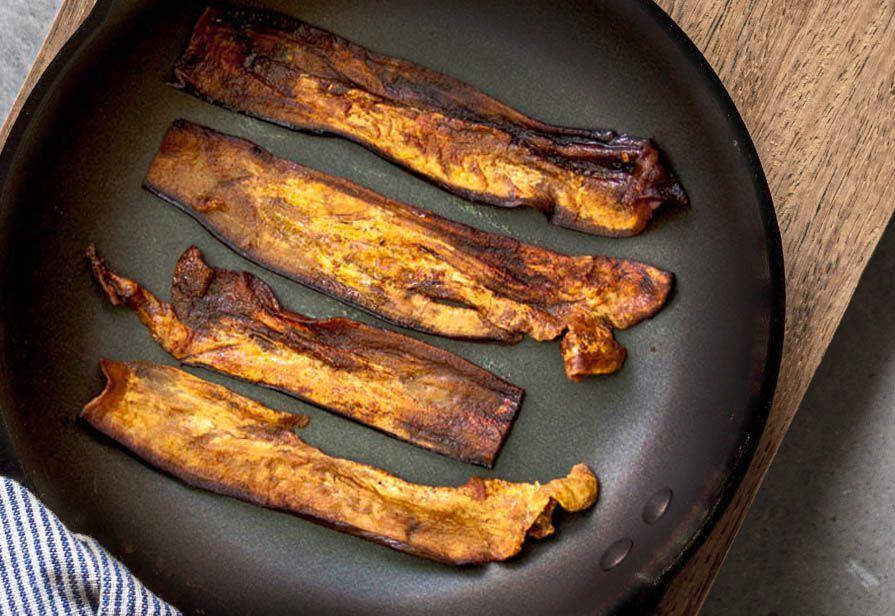 Bacon di melanzane