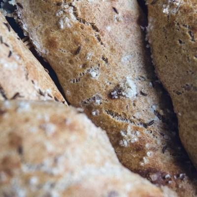 Pane ai semi di cumino