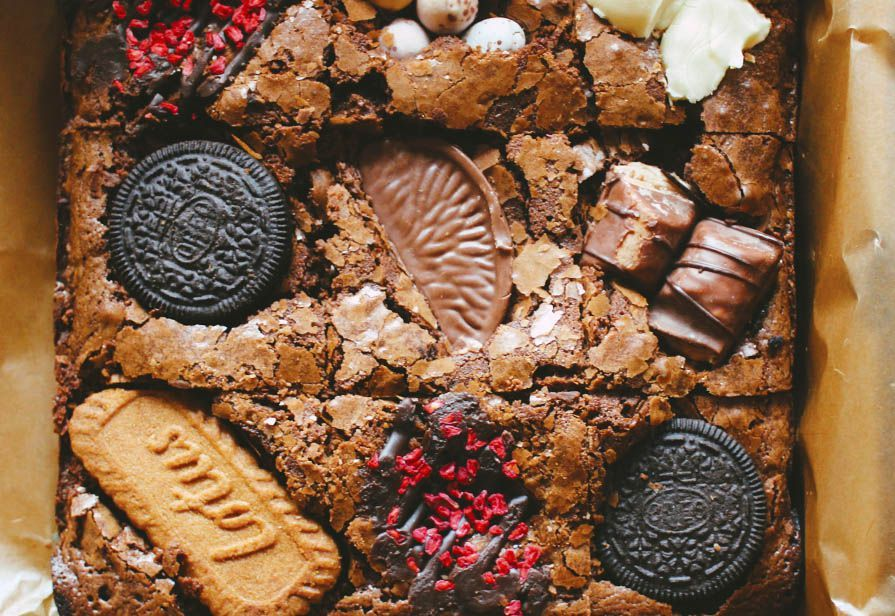 Brownies oltraggiosi