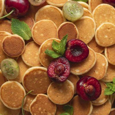 Gocce di pancakes