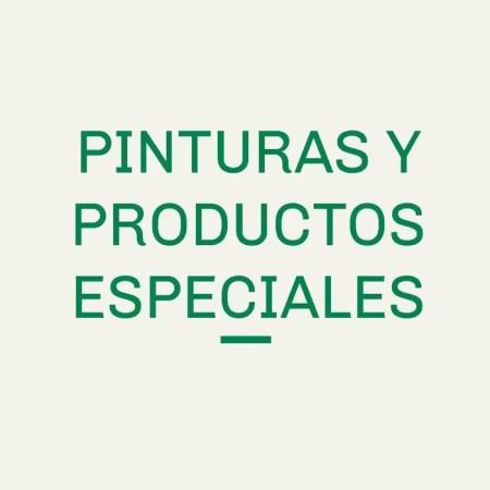 Pinturas y Productos Especiales