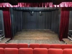 Piccolo Teatro del Giullare - Palcoscenico