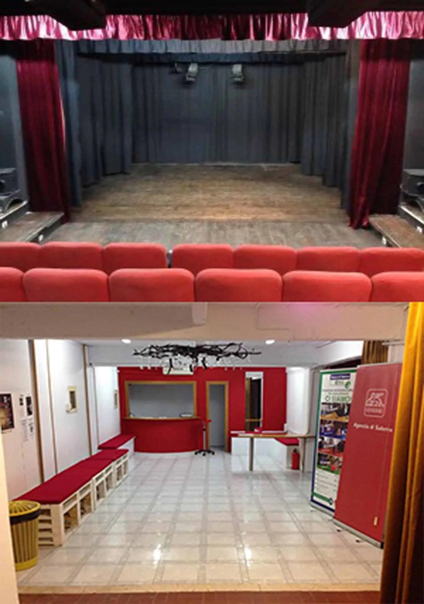 Dati tecnici e dimensioni del Piccolo Teatro del Giullare