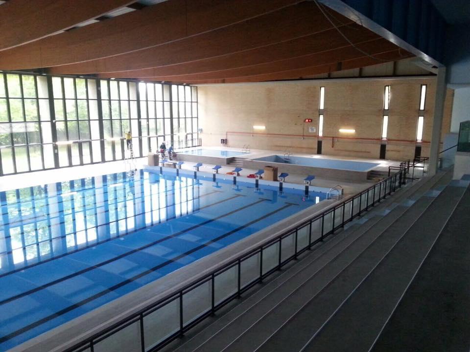 Piscina Comunale San Benedetto Del Tronto.Ascoli Tornano Le Gare Di Nuoto Dei Bimbi Piceno News 24