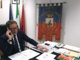 Il sindaco di San Benedetto Pasqualino Piunti