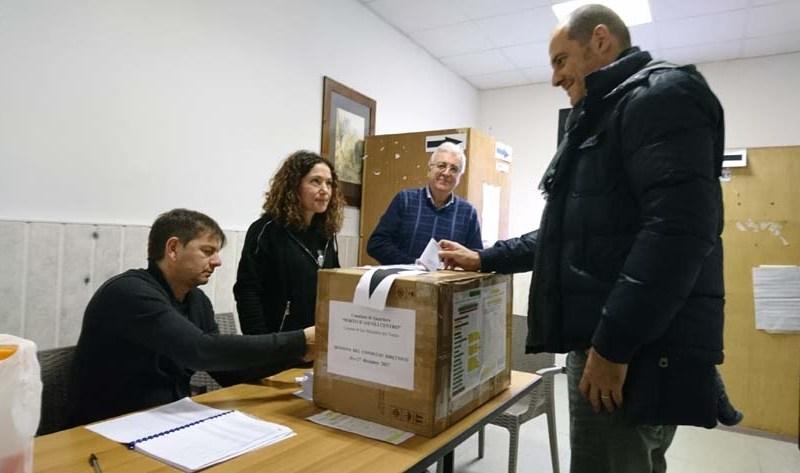 si vota nel quartiere porto d'ascoli centro