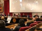 Grande partecipazione all'acceso forum elettorale a Palazzo dei Capitani