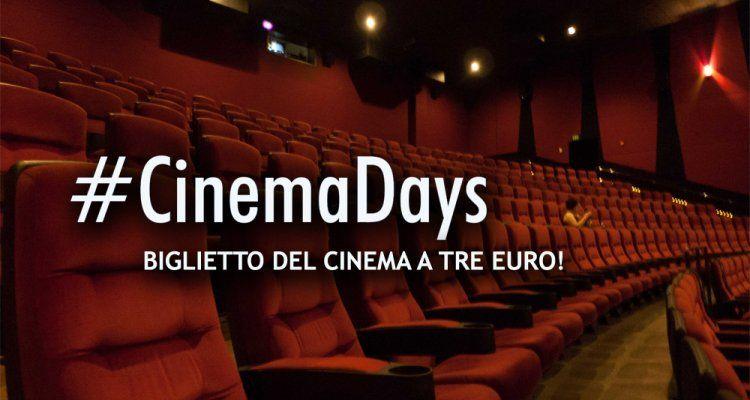 Risultati immagini per CinemaDays 2019