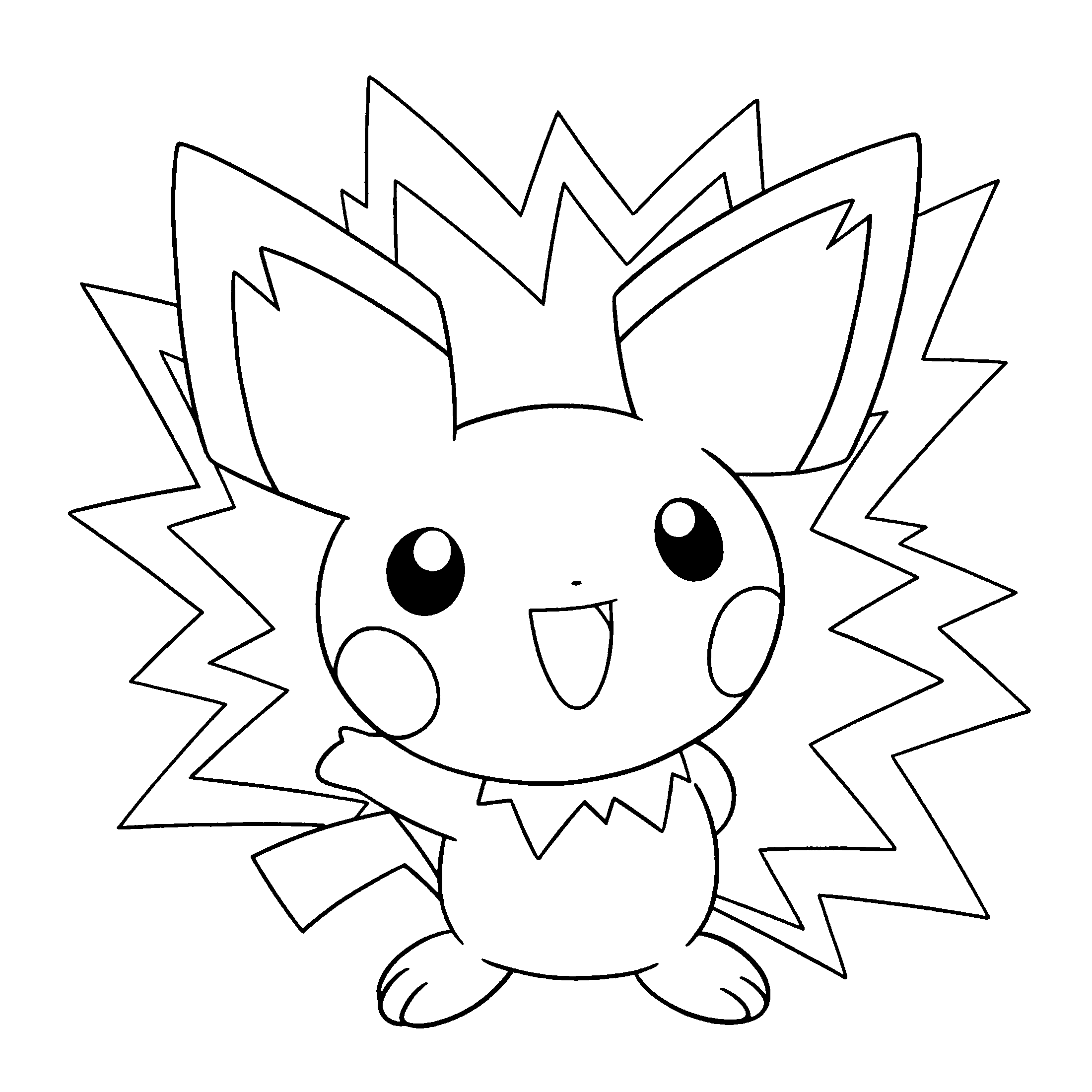 Coloring Page Tv Series Coloring Page Pokemon Diamond