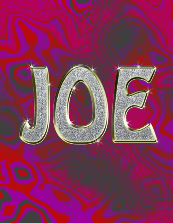 Joe Name Graphics PicGifscom