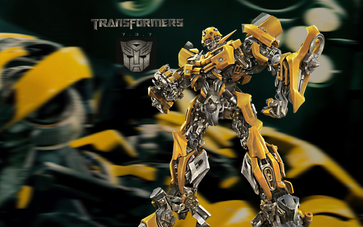 Wallpaper Autobot Animaatjes 1 Wallpaper
