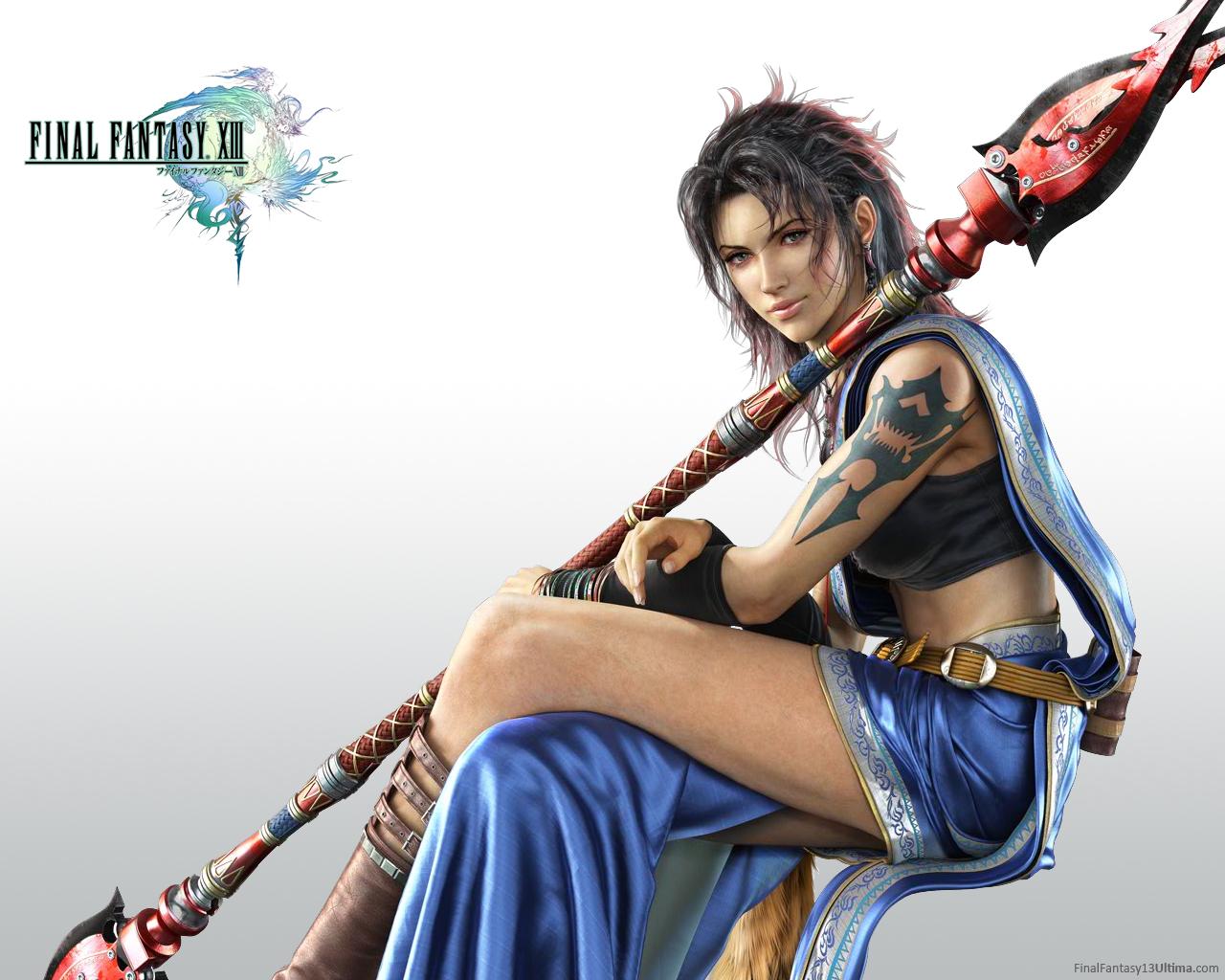 Animaatjes Final Fantasy 13 48989 Wallpaper