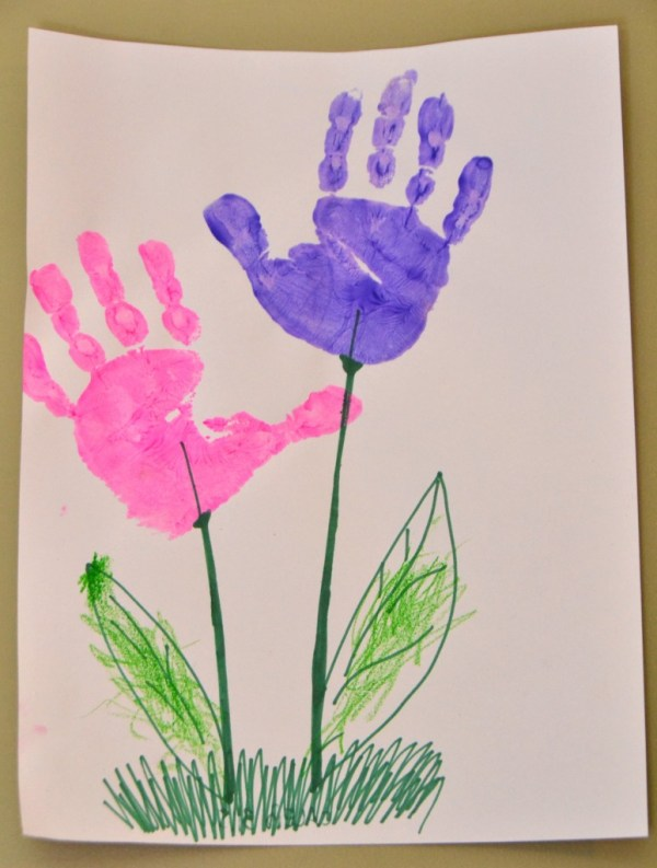 6 Simple Mothers Day Crafts For Kids