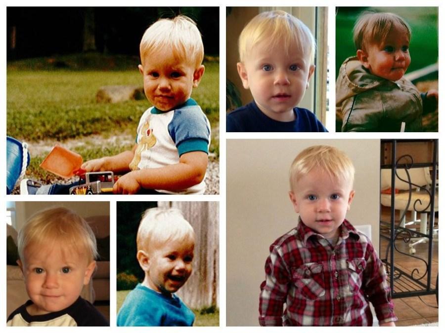 Dave-Luke collage