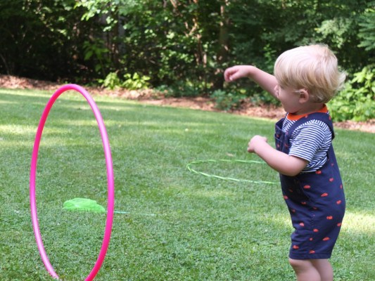Inexpensive Summer Toys for Toddlers